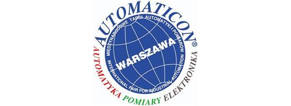 Innowacje na AUTOMATICON® (przełożone na maj)
